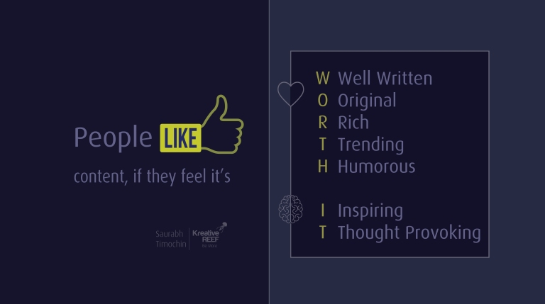 Likeable Content