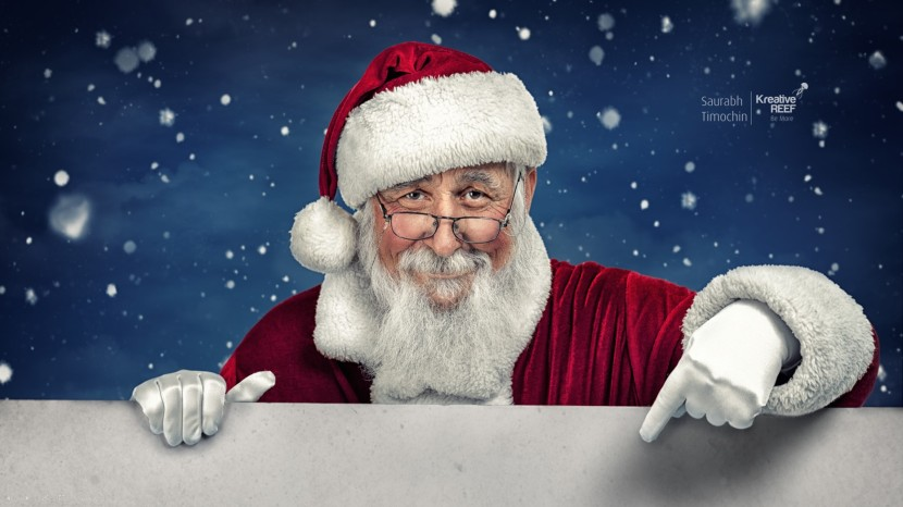 Santa's 7P's ofMarketing