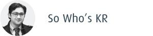 Whos KR